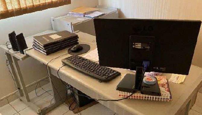 Foto - Microcomputador com Teclado, Mouse e Monitor LG com Estabilizador - [1]