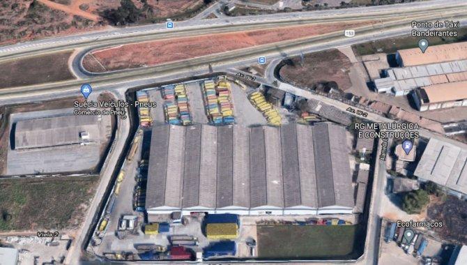 Imóvel Industrial e Terreno - Aparecida de Goiânia - GO