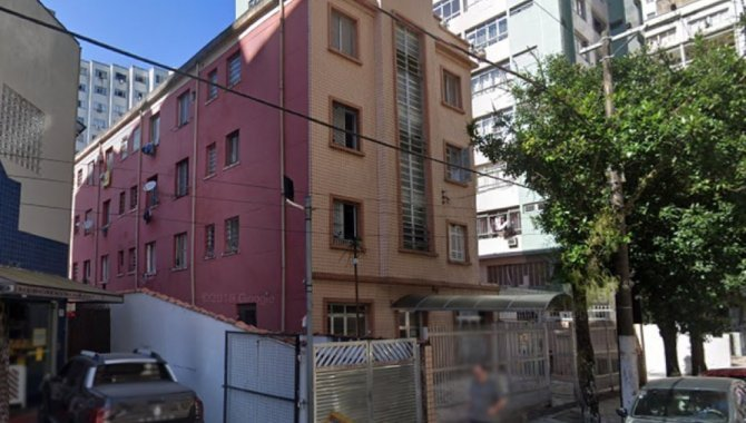Foto - Direitos sobre Apartamento 23 m² - José Menino - São Vicente - SP - [1]