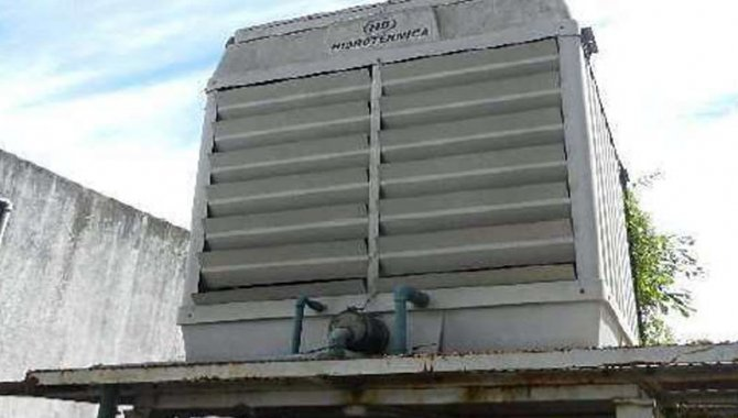Foto - 01 Torre de Resfriamento marca Hidrotérmica - [1]