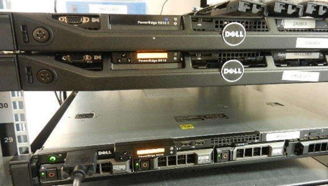 Foto - 02 Servidores Dell Power Edge R210 II - [1]