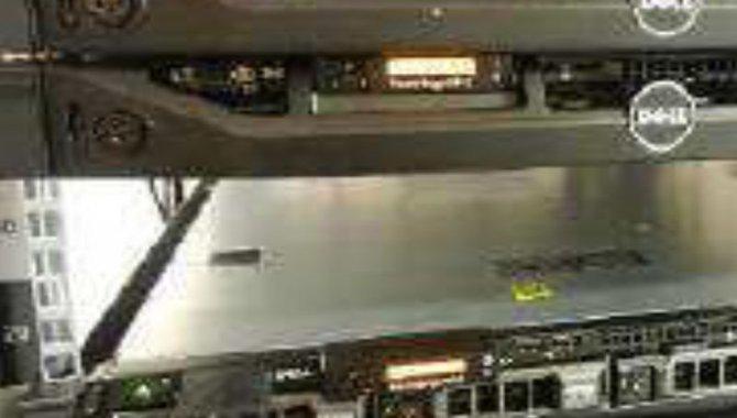 Foto - 01 Servidor Dell Power Edge R620 - [1]