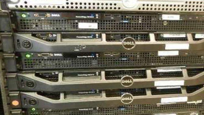 Foto - 03 Servidores Dell Power Edge R210 II e 05 Lixeiras - [1]