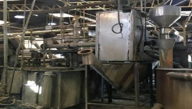 Foto - Equipamentos Industriais Diversos (Lote 05) - [1]