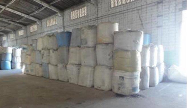 Foto - 100 Sacos de 1000 kg com Residos de pó de PET - [1]