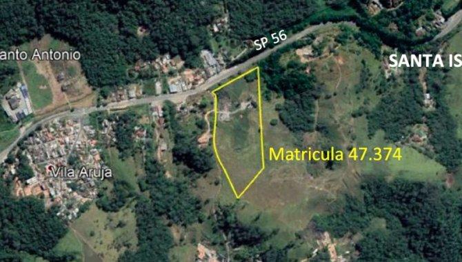 Foto - Área de Terras 4 ha - Pedreira São João - Arujá - SP - [1]