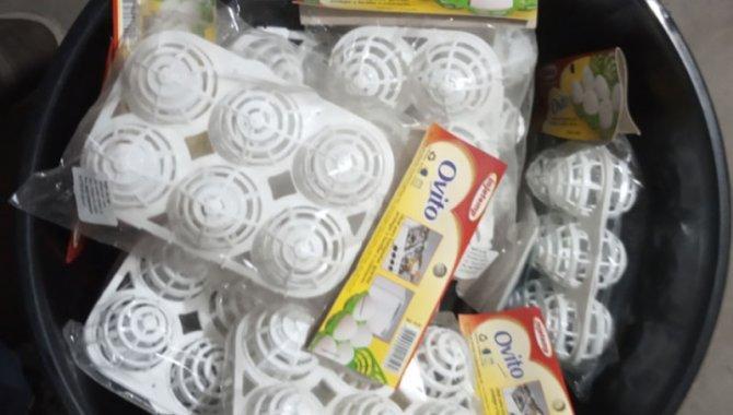 Foto - 08 Porta Ovos Ovitto - 06 Unidades em cada pacote - [1]
