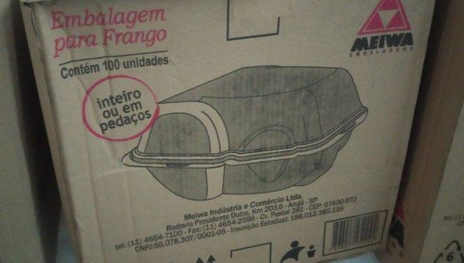 Foto - 100 Embalagens para Frango Meiwa - [1]