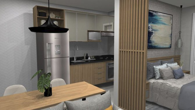 Foto - Prédio com 30 apartamentos e Estacionamento - Santa Efigênia - SP - [5]