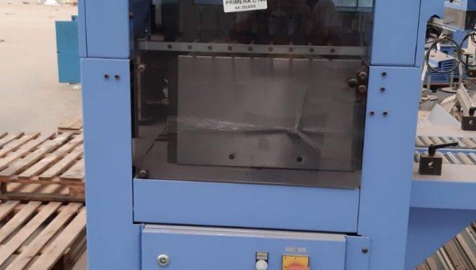 Foto - 01 Máquina automática para grampeação e corte trilateral de revistas e livros - [8]