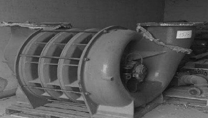Foto - Bomba Centrifuga Spancer/ Mod. C62624, 1995 - [1]