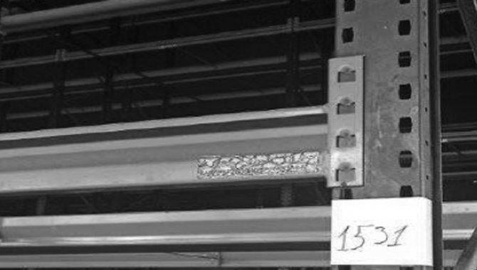 Foto - Estante Porta Pallets com 52 Prateleiras e 14 Colunas, 2008 (Lote 14) - [2]