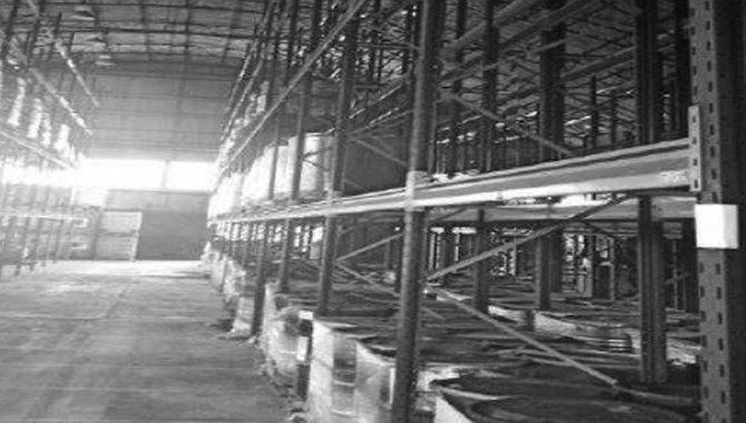 Foto - Estante Porta Pallets com 52 Prateleiras e 14 Colunas, 2008 (Lote 16) - [4]