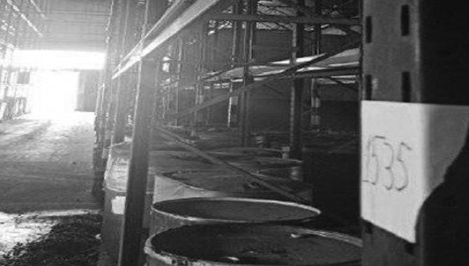 Foto - Estante Porta Pallets com 35 Prateleiras e 14 Colunas, 2008 - [2]