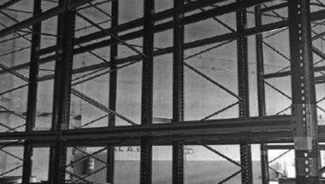 Foto - Estante Porta Pallets com 30 Prateleiras e 13 Colunas, 2008 - [1]