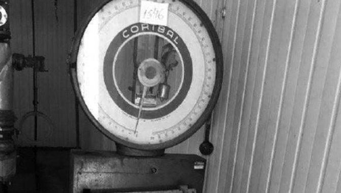 Foto - Balança de Prato Cortbal, Carga Max. 375 Kg, 2012 - [1]