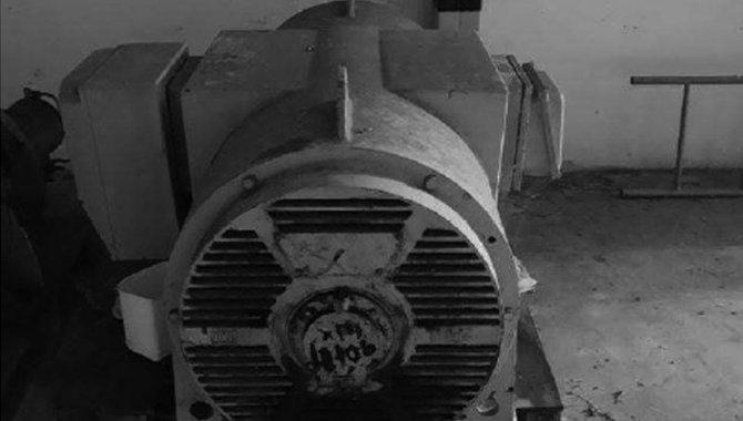 Foto - Motor de Indução Trifásico Weg 600 CV - 3557 RPM, 1997 - [1]