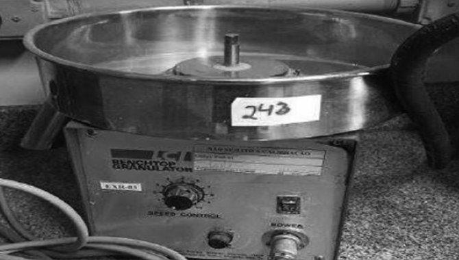 Foto - Granulador Benchtop/ Mod. KAR-75, 2002 - [1]