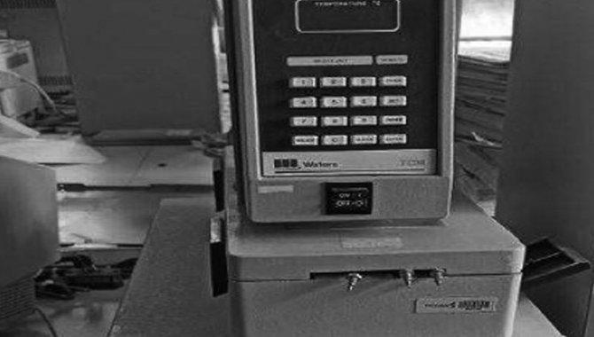 Foto - Detector de Fotodiodo Waters/ Mod. 996, 2003 - [1]