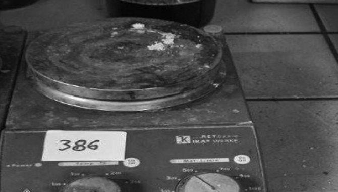Foto - Agitador Magnético Ika/ Mod. Ret-Basic, com Aquecimento, 1995 (Lote 125) - [1]