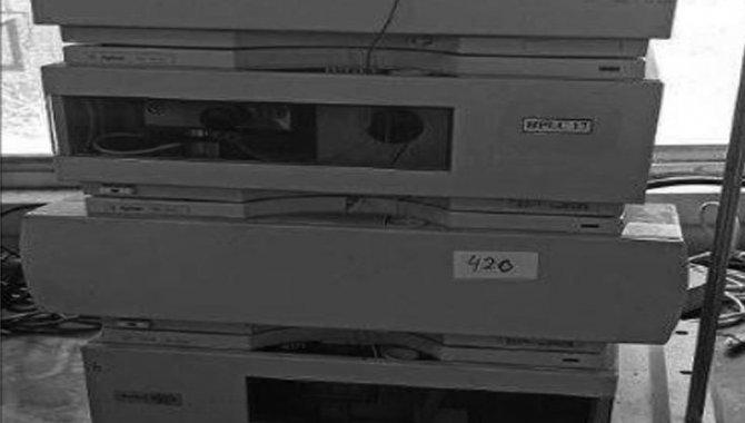 Foto - HPLC Agilent/ Mod. 1100 Séries, 2003 - [1]