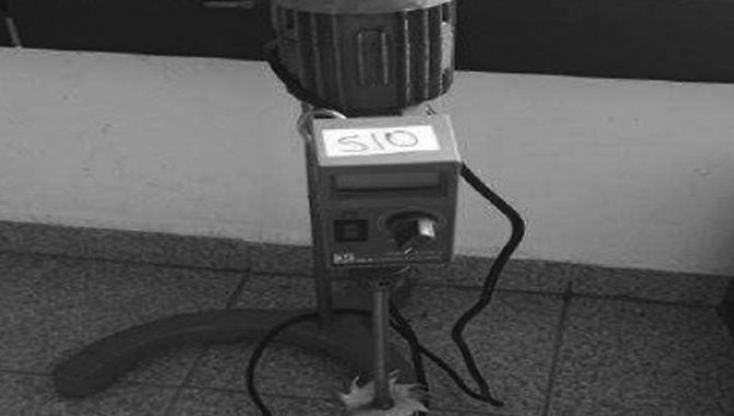 Foto - Agitador Mecânico Ika/ Mod. RW20, 2005 - [1]