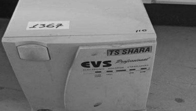 Foto - Estabilizador de Tensão TS Shara/ Mod. EVS Prof. 3000, 2005 (Lote 216) - [1]