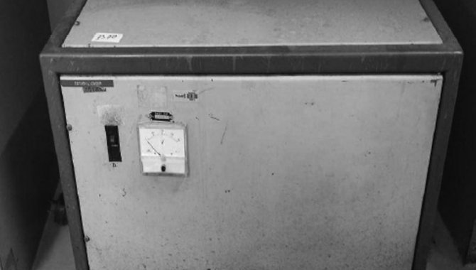 Foto - Estabilizador de Tensão Mega Tec/ Mod. AV 3000, 2005 - [1]