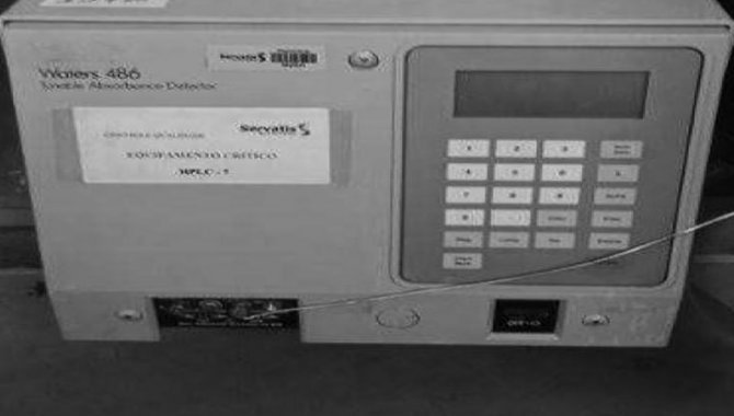 Foto - Tunable Absorbance Detector Waters/ Mod. 486, 2014 - [1]