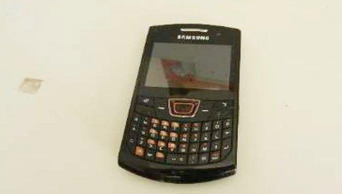 Foto - 01 Aparelho Celular Samsung - [1]