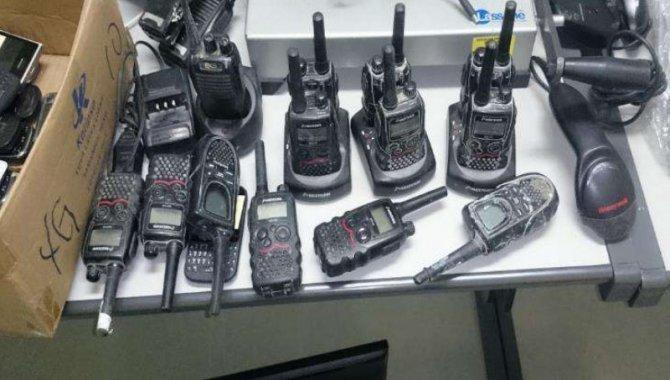 Foto - 16 Rádios Walk Talk de Comunicação Diversas - [1]