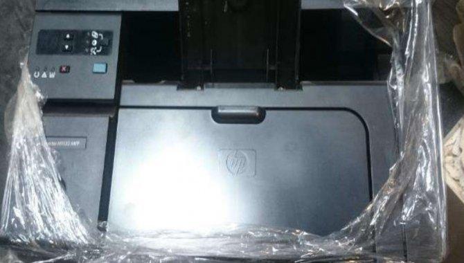 Foto - 01 Impressora HP Laserjet M1132MFP - [1]