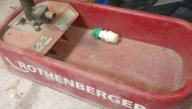 Foto - 01 Bomba de Teste Hidrostático Rothemberger - [1]