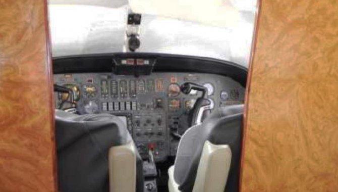 Foto - Aeronave Cessna/ 500, Branca, 1977 - [7]