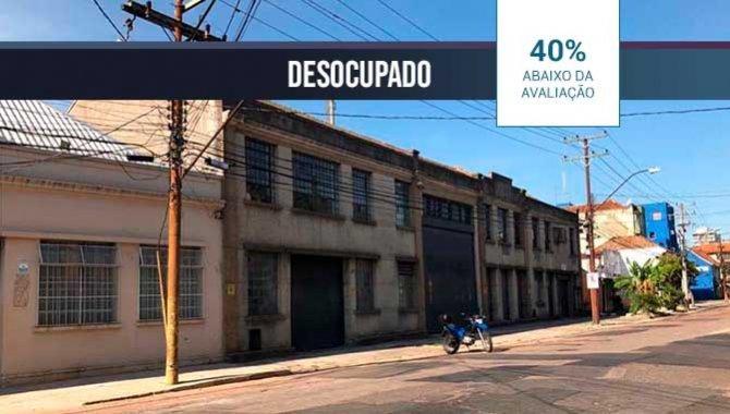 Galpão Comercial 1.557 m² - Floresta - Porto Alegre - RS