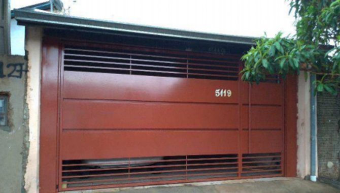 Foto - Casa 101 m² - Parque Jaraguá - Bauru - SP - [1]