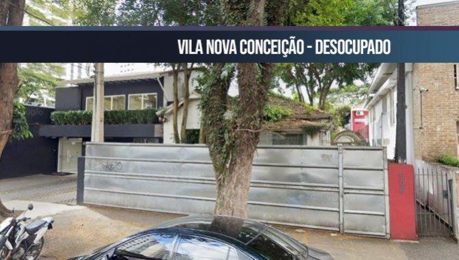 Foto - Terreno com 400 m² e construção - Vila Nova Conceição - São Paulo - SP - [1]