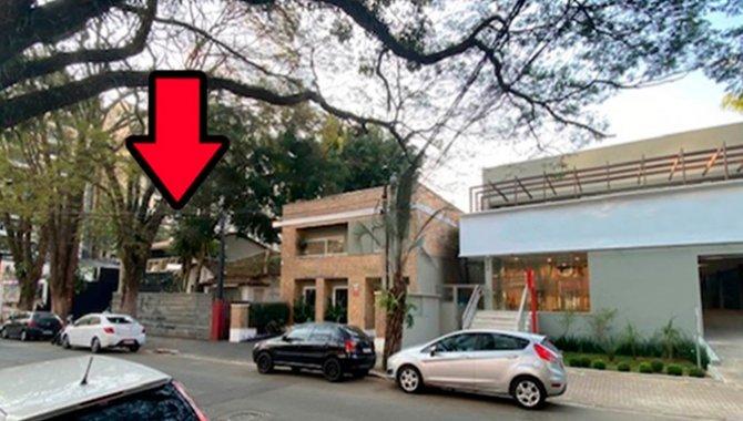 Foto - Terreno com 400 m² e construção - Vila Nova Conceição - São Paulo - SP - [2]