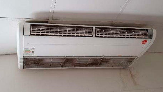 Foto - 01 Ar Condicionado Split 36.000 BTU RHEEM e 01 Estante - [1]