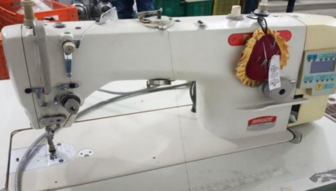 Foto - Máquina de Costura Bruce 9825E - [1]