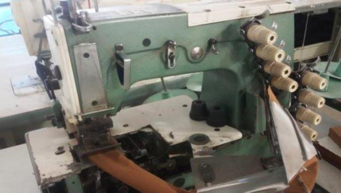 Foto - Máquina de Costura Kansai Special DLR 1508P - [1]