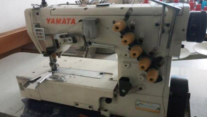 Foto - Máquina de Costura Yamata FY2500-01CB - [1]