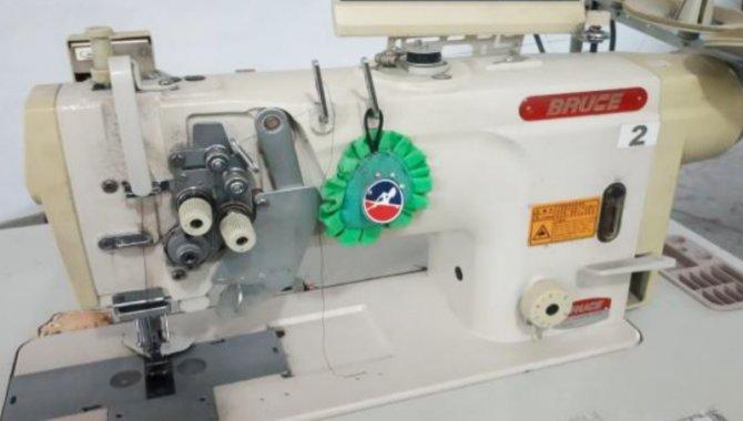 Foto - Máquina de Costura Bruce 8750D405 - [1]