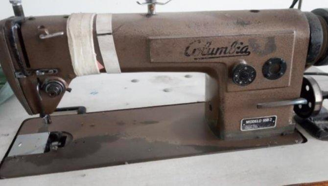 Foto - Máquina de Costura Columbia 550-2 - [1]