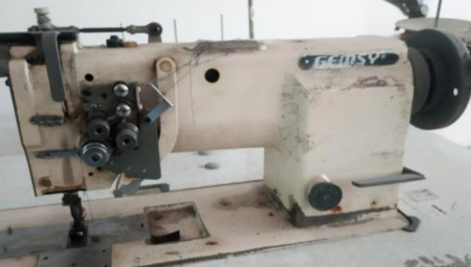 Foto - Máquina de Costura Gemsy GEM2000S 2B - [1]