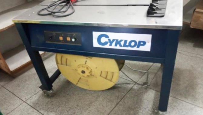 Foto - Cintadeira Cyklop SP 4 - [1]