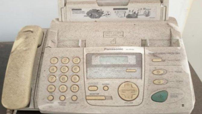 Foto - Fax Panasonic KX FP 153 - [1]