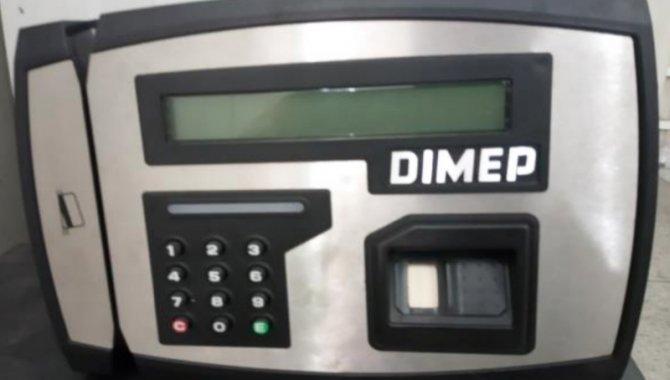 Foto - Máquina de Ponto Dimep - [1]