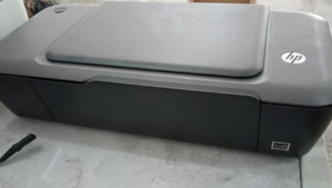 Foto - Impressora HP Deskjet 1000 - [1]