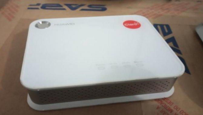 Foto - Roteador Huawei D100 - [1]